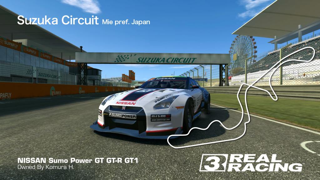 Suzuka Circuit information