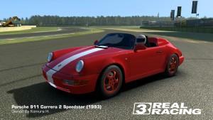 911 CARRERA 2 SPEEDSTER