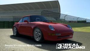 911 CARRERA RS 3.8 [1995]